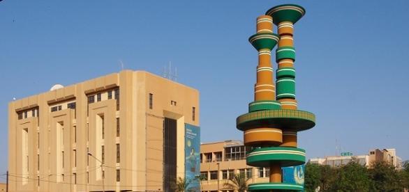 Uagadugú, capital de Burkina Faso.