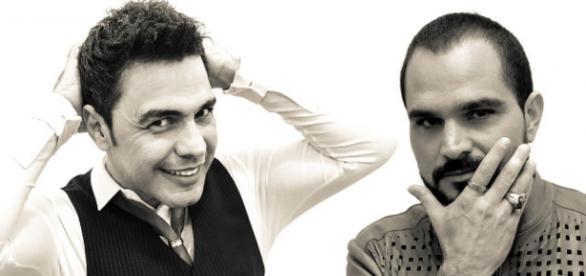 Zezé Di Camargo e Luciano/Fonte Internet