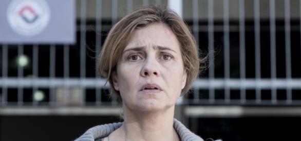 Adriana Esteves viveu Inês em 'Babilônia'