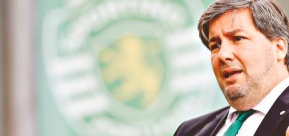 Bruno de Carvalho em dificuldades
