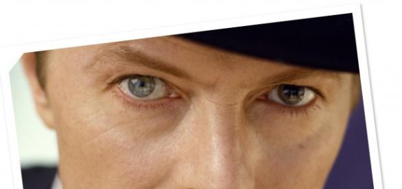 """David Bowie e os seus olhos de cor """"diferente"""""""