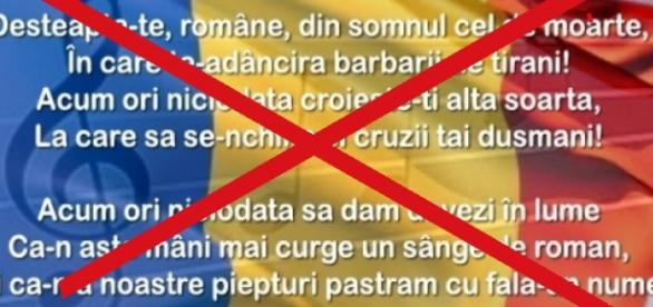Elisabeta Lipă a interzis imnul național