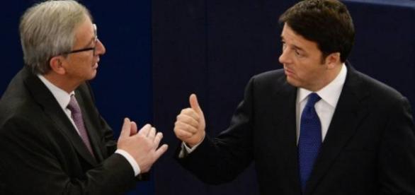 Il Premier Renzi fa sentire la sua voce in Europa