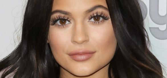 Kylie Jenner muito criticada na internet