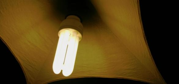 Las luces de bajo consumo gastan menos energía