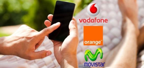 Logos de las empresas con seguros de España