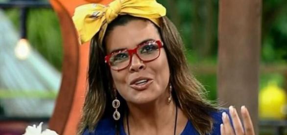 Mara Maravilha - Foto/Reprodução: TV Record