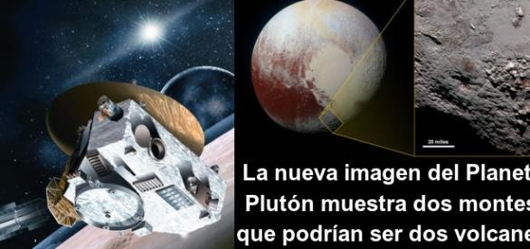 Nueva imagen en color de la superficie de Plutón