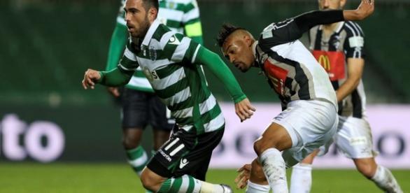 Portimonense venceu os leões por 2-0.