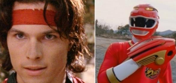Power Ranger Vermelho - Imagem: Internet