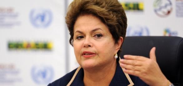 Presidente Dilma Rousseff/ Fonte Internet