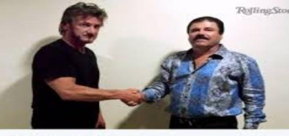 Sean Penn entrevista El Chapo (Foto/Reprodução)