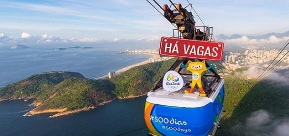 Trabalhe na cobertura dos Jogos Olímpicos Rio 2016