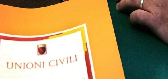 unioni civili, al via per il voto del senato