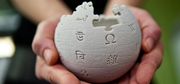Archireconocido símbolo de Wikipedia