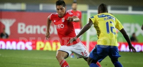 Benfica - Estoril, o relato ao minuto