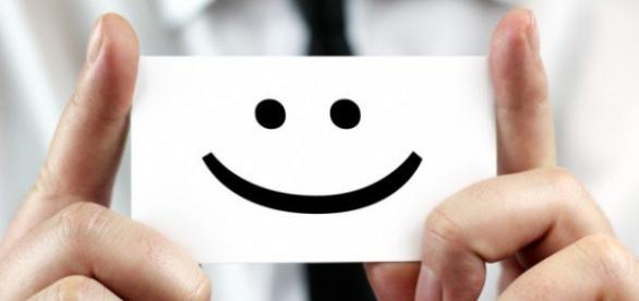 Ser feliz es fácil con la actitud correcta