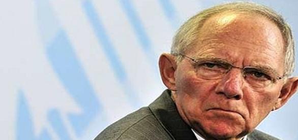 Wolfgang Schauble, ministrul de finanţe german