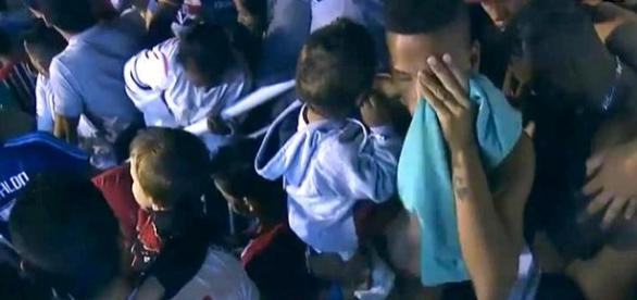 Briga envolve torcida do São Paulo em Mogi
