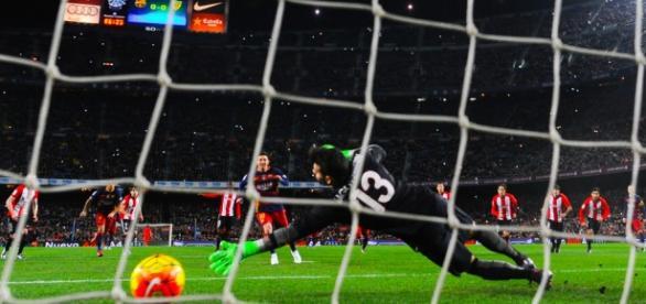 Goleada del Barça en otra noche sublime de la MSN.