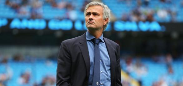 José Mourinho está pronto para ir para o United