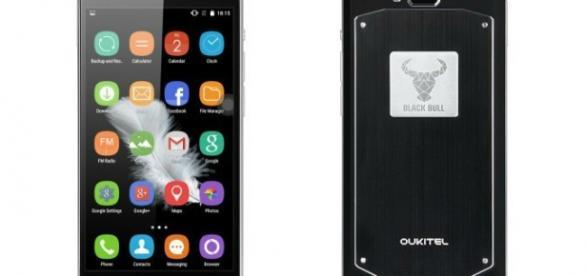Oukitel K10000, el móvil que mas aguanta