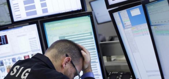 Preocupación por la economía colapsando