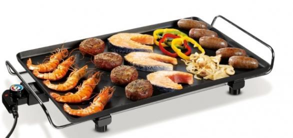 Cocinar a la plancha es realmente m s sano for Como cocinar salmon plancha