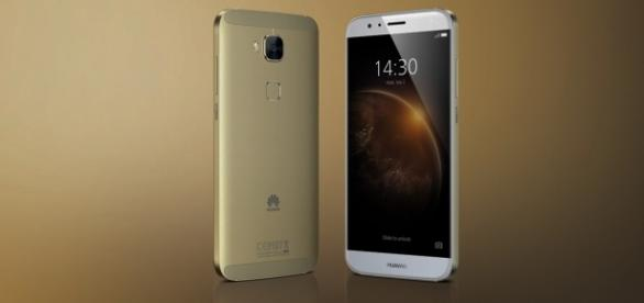 Huawei GX8 un nuevo smartphone de gama media