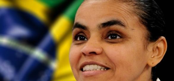Marina Silva que da rede Sustentabilidade
