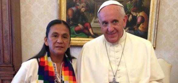 Respaldo del Papa a su solidaridad