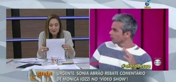 Sônia Abrão - Foto/Reprodução: RedeTV!