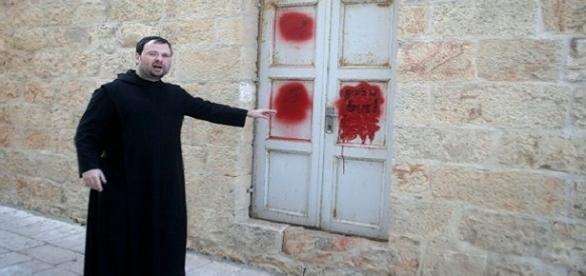 Suspeito de vandalismo preso em Jerusalém