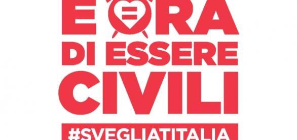 Unioni civili: si mobilita la piazza per il Sì