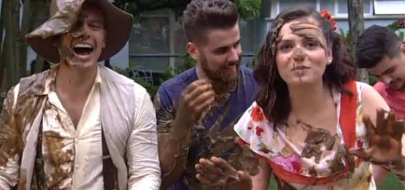 Video Show na lama - Foto/Reprodução: Globo