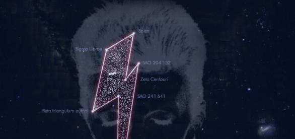 Bowie una vez más entre las estrellas