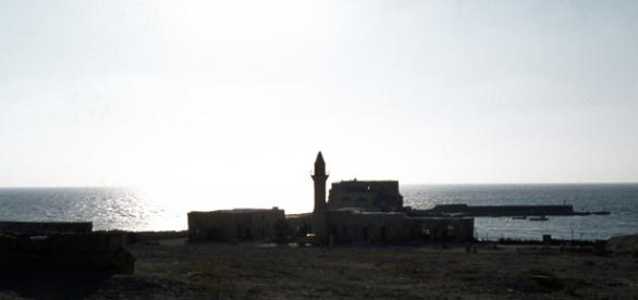 Cesarea in Palestina www.flickr.com