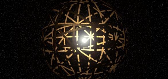 Esfera de Dyson explicaria KIC 8462852