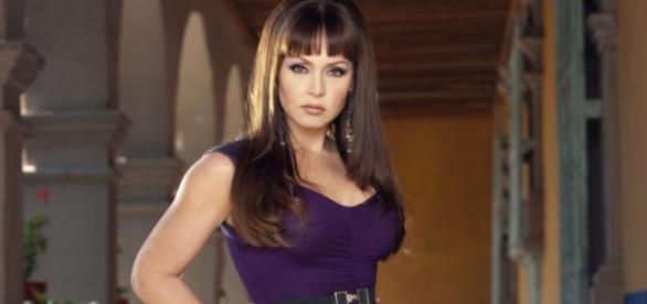 Gabriela Spanic como Ivana em Soy tu Dueña.