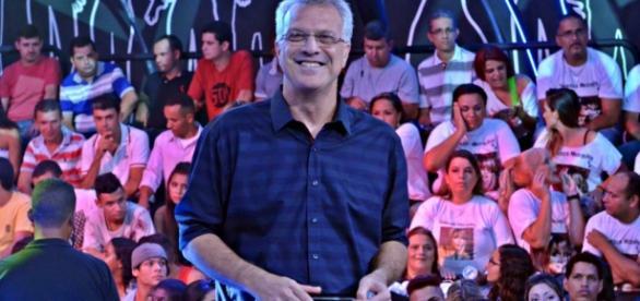 Pedro Bial - Foto/Reprodução: Globo