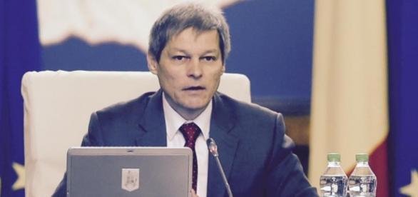 Primul ministru al României, Dacian Cioloș