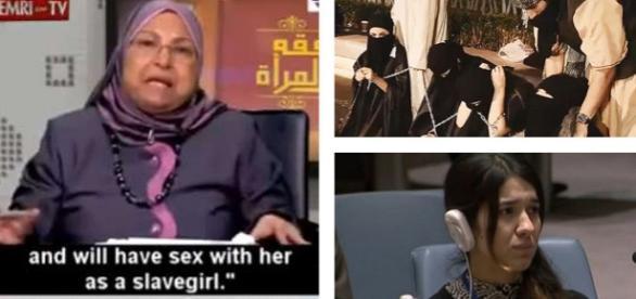 Profesoara care legitimează sclavia sexuală