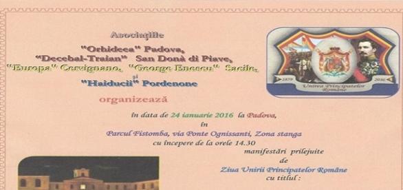 Se anunţă un eveniment frumos în Italia