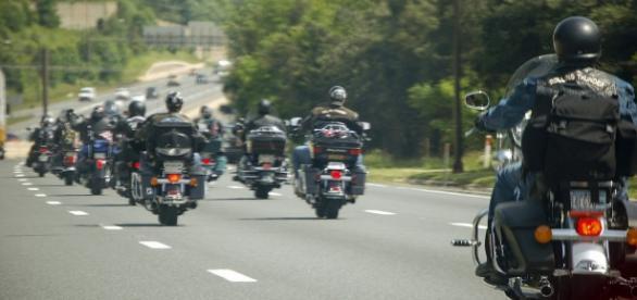 Symbolbild: Motorradklub in den USA