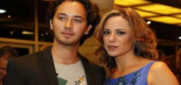 Gabriel Falcão e Vanessa Gerbelli.