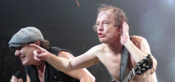 AC/DC continúa siendo el grupo de rock más exitoso
