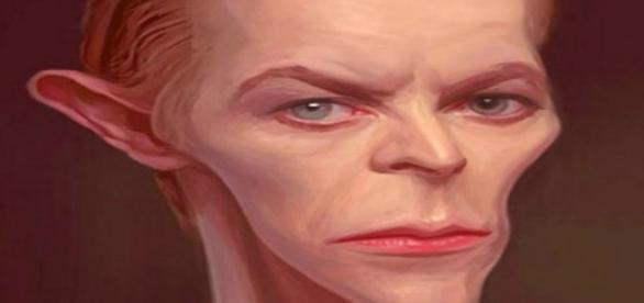 David Bowie's 26th studio album, Blackstar