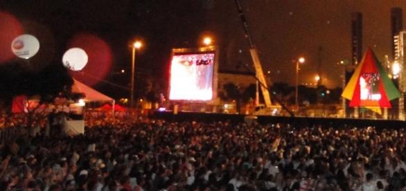 Festa de fim de ano em Belo Horizonte