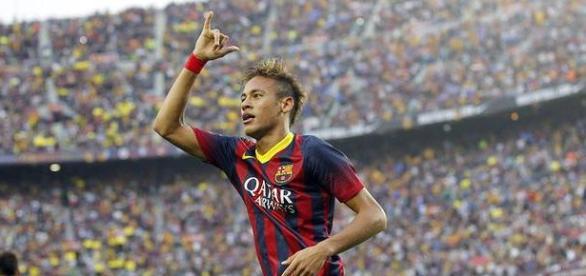 Neymar a possibilidade de ganha a bola de ouro