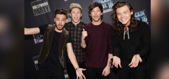 One Direction faz sua última apresentação